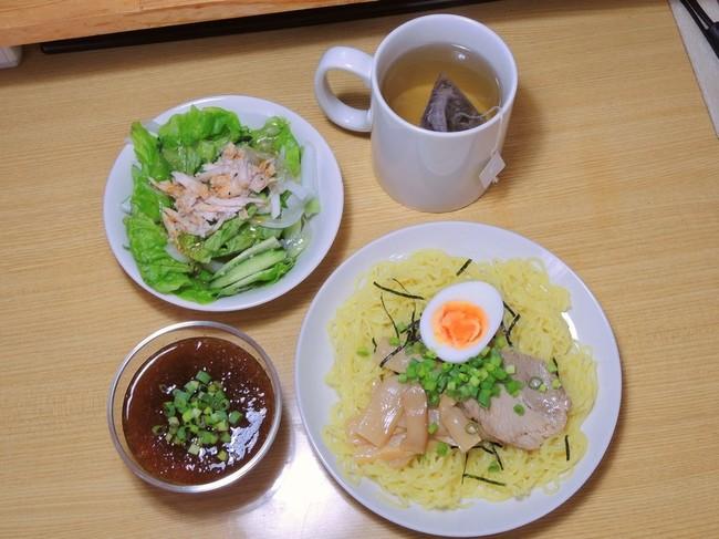 ざるラーメン つゆ レシピ