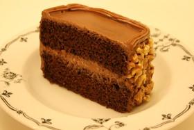 アメリカンなチョコレートケーキ