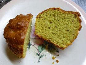 アボカドと大豆粉でヘルシーカップケーキ♪