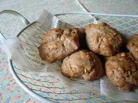 ホットケーキミックスで簡単クッキー。