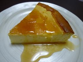 ☆メープルシロップチーズケーキ☆