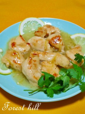 【檸檬鶏】チャイニーズ・レモンチキン