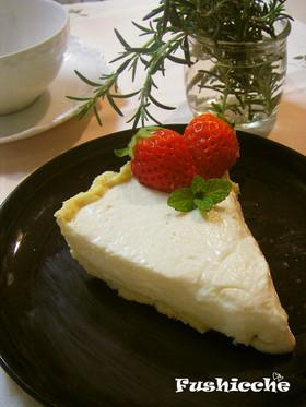 ★簡単パイ生地でチーズケーキ★