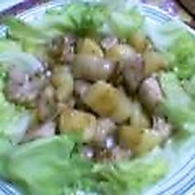 チキンとポテトのハーブ焼き