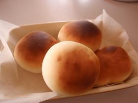 クイックブレッドで甘酒パン