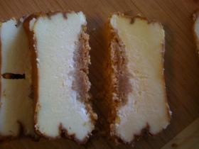 HBチーズケーキ グラハム入り