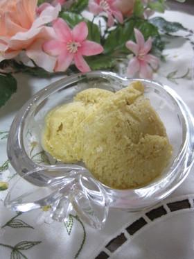綿菓子食感♡スフレココナッツアイス