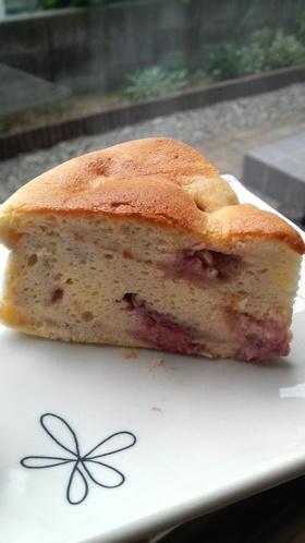 苺☆スフレチーズケーキ
