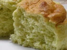 枝豆のカップケーキ