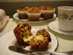ズッキーニのカップケーキ