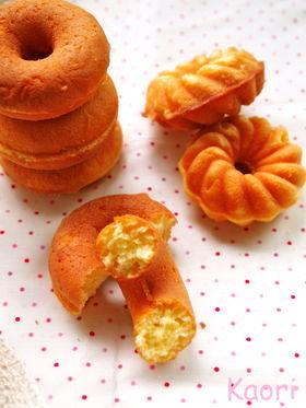 焼きドーナツ◎クリームチーズ◎