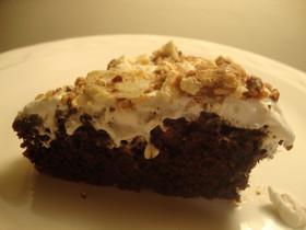 きっと、これが一番簡単なチョコケーキ!
