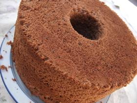 チョコレートシフォンケーキ(21cm)