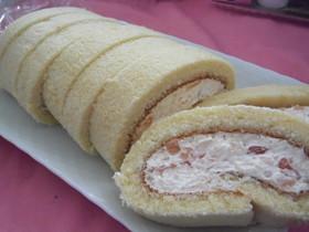 南の国のロールケーキ