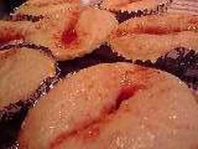 トマトジャム de カップケーキ