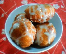 栗のドーナツ