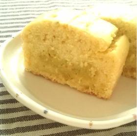 簡単!米粉のスイートポテトケーキ☆