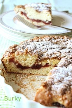 クランベリーチーズケーキ~アメリカ~