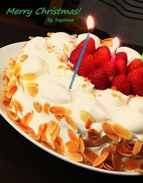 パーティーに☆クリスマスケーキ♪