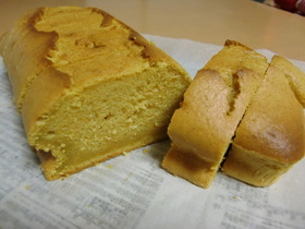 人参のしっとりパウンドケーキ