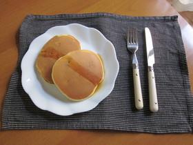 ♡♡クランベリーチーズホットケーキ♡♡