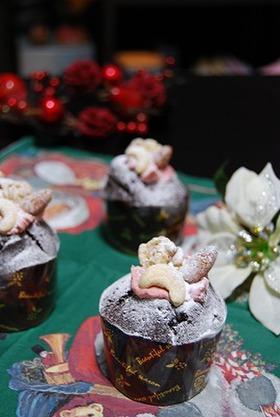 クリスマスに☆ガトーショコラ