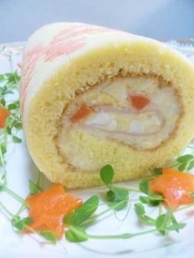 ロールポテトケーキ
