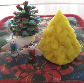 クリスマス☆金色のツリー☆スイートポテト