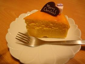 パティシエールのふわふわ○。チーズケーキ