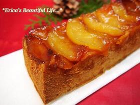 *タルトタタン風cake*