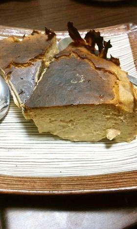 ヘルシー!!きなこのベイクドチーズケーキ
