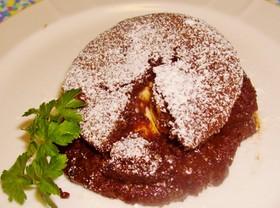 ♡Wの美味しさ・生チョコケーキ♡