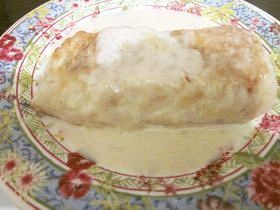 おいしすぎる☆白身魚のクリーム煮