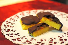 Jaffa風☆オレンジチョコケーキ