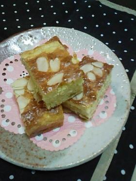 パルスイートのアップルジンジャーケーキ