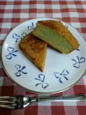 米粉deおさつケーキ