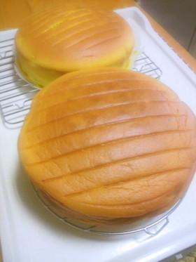 じゅわしゅわ~なかぼちゃチーズスフレ