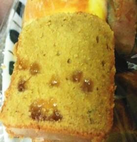 いろいろパウンドケーキ
