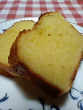 ☆ホワイトチョコdeパウンドケーキ♪♪♪