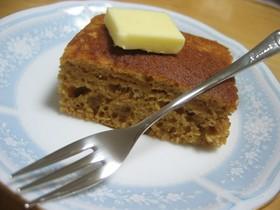 やさしい✿ ミルクティー風味ホットケーキ