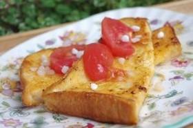 簡単!トマトのフレンチトースト