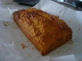 ニンジンおからパウンドケーキ