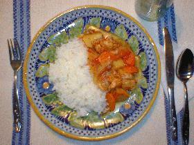 Carne a la jardinera (ぽかぽか~トマトシチュー)