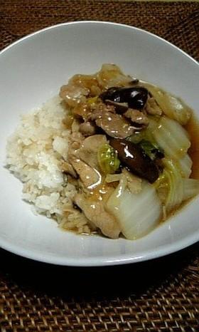 簡単!豚と白菜のうま煮