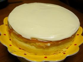 我が家の簡単☆ニューヨークチーズケーキ