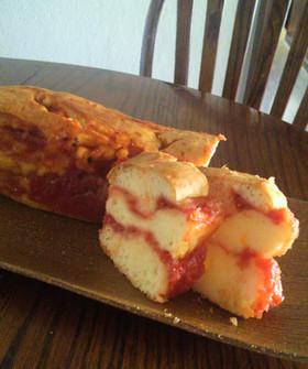 簡単!トマトのパウンドケーキ♪