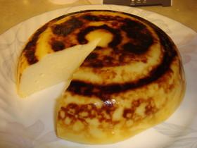 アメリカ発 炊飯器でスフレチーズケーキ♪