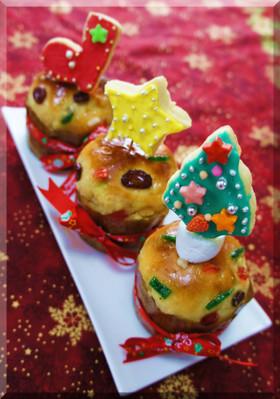 * クリスマス★イタリアのパネットーネ♪