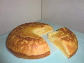 炊飯器でスイートポテトケーキ2011