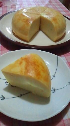 簡単ヘルシー☆炊飯器スイートポテトケーキ
